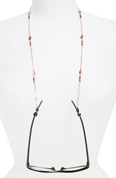 Corinne Mccormack Beaded Eyewear Chain Antique Copper