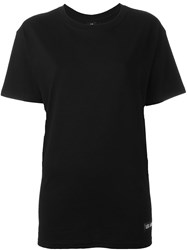 Les Artists Art Ists 'Denma' T Shirt Black