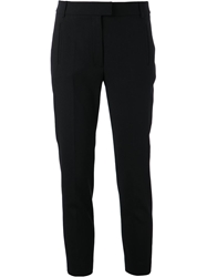 Viktor And Rolf Cropped Trouser Black