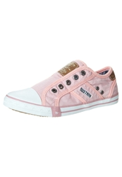 Mustang Trainers Koralle Pink