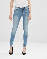 Vero Moda Seven Super Slim Jeans Blue 32 Length