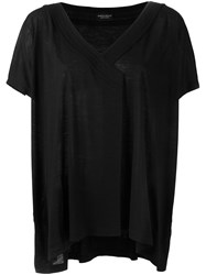 Marcelo Burlon County Of Milan Loose Fit T Shirt Black