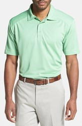 Men's Cutter And Buck 'Genre' Drytec Moisture Wicking Polo Sea Green