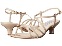 Touch Ups Eileen Nude Patent Women's Shoes Beige