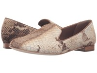 Bernardo Emma Taupe Haircalf Women's Shoes Brown