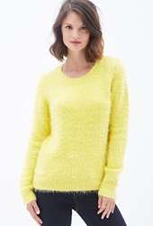 Forever 21 Classic Textured Sweater