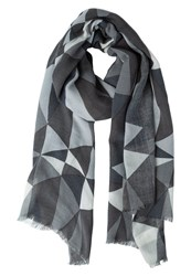 Opus Aklara Scarf Strong Grey
