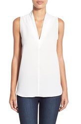 Women's Pleione Layered V Neck Sleeveless Blouse