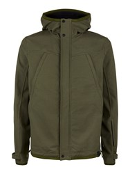 Victorinox Men's Handwerk Softshell Jacket Green
