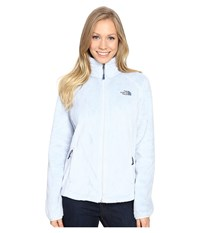 The North Face Osito 2 Jacket Arctic Ice Blue Women's Coat White