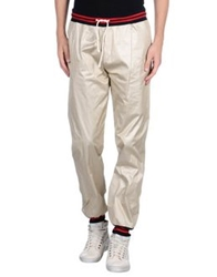 Band Of Outsiders Casual Pants Platinum