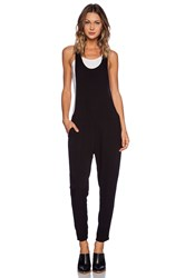 Insight Twisted Overall Black