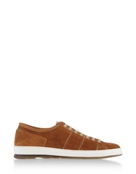 Ateliers Heschung Low Tops And Trainers Brown