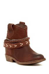 Coolway Caliope Bootie Brown