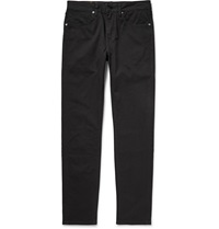 Levi's Needle Narrow Skinny Fit Stretch Denim Jeans Black