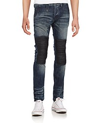 Cult Of Individuality Greaser Moto Jeans Fusion
