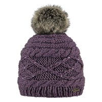 Barts Claire Beanie One Size Purple