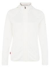 Craghoppers Nosilife Asmina Tracksuit Top Sea Salt White