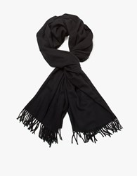 A.P.C. Polska Scarf In Black