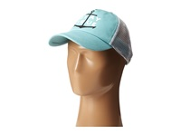 Life Is Good Cruiser Mesh Back Cap Soft Teal Baseball Caps Blue