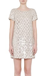 French Connection Women's Snow Sequin Dress