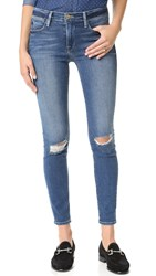 Frame Le High Skinny Jeans Mission Canyon