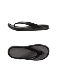 Speedo Thong Sandals Black
