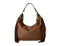 Jessica Simpson Neilson Hobo Henna Hobo Handbags Brown