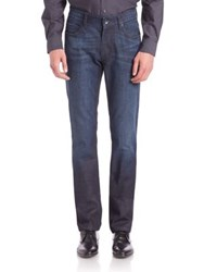 Etro Washed Slim Fit Jeans Blue