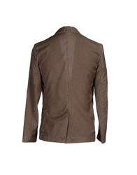 Myths Suits And Jackets Blazers Men Dark Brown