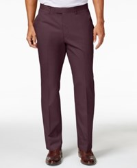 Inc International Concepts Men's Ryder Pant Only At Macy's Wine