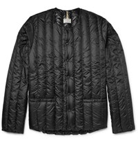 Rocky Mountain Featherbed Six Month Quilted Shell Down Jacket Black