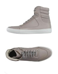 Diesel Black Gold Footwear High Tops And Trainers Men Dove Grey