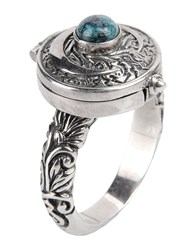 First People First Jewellery Rings Women Silver