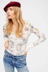 We The Free Womens Floral Davis Thermal