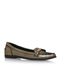 Kg By Kurt Geiger Kassidy Loafers Female Gold