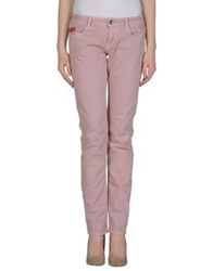 Unlimited Denim Pants Pink