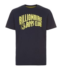 Billionaire Boys Club Reversible T Shirt Male Navy