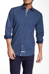 English Laundry Long Sleeve Woven Shirt Multi