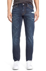 Men's Jean Shop 'Jim' Slim Fit Selvedge Jeans River