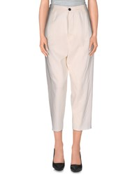 Barena Trousers Casual Trousers Women Ivory