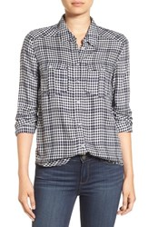 Paige Women's Denim 'Mya' Plaid Shirt