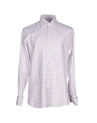 Boss Black Shirts Shirts Men Mauve