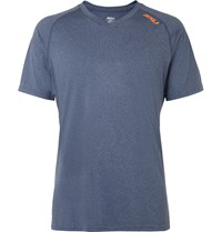 2Xu Urban Stretch Jersey T Shirt Blue