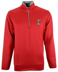Antigua Men's Portland Trail Blazers Leader Pullover Darkred