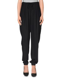 European Culture Trousers Casual Trousers Women Black