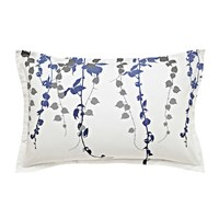 Clarissa Hulse Boston Ivy Oxford Pillowcase Indigo