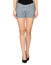 Two Women In The World Denim Shorts Black