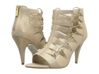 Kenneth Cole Reaction Toss Over Soft Gold High Heels