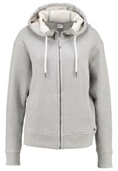 Bench Gain Tracksuit Top Mid Grey Marl Mottled Grey